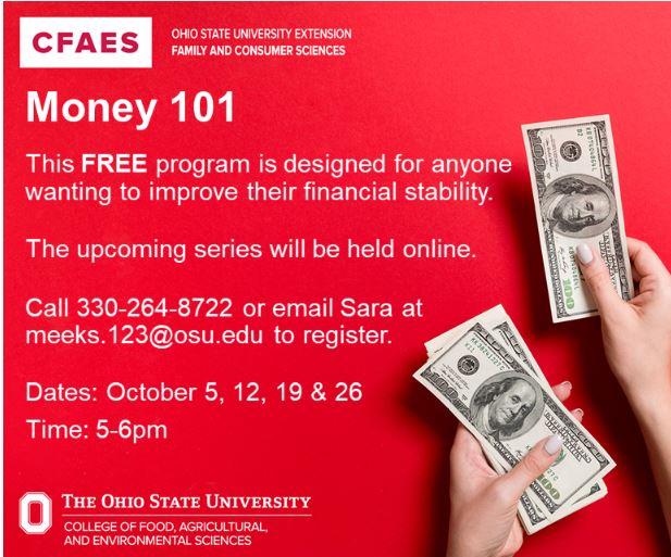 Money 101 program information